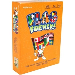Peliko, Flag Frenzy