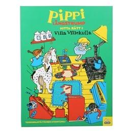Pippi, Hitta rätt i Villa Villekulla spel