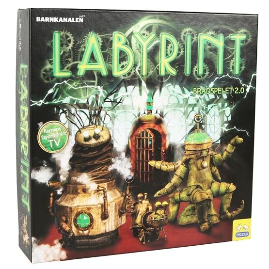 Labyrint, Spel 2.0