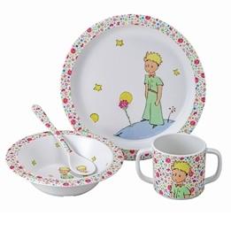 Petit Jour, Den Lille Prinsen Barnservis, Blomster
