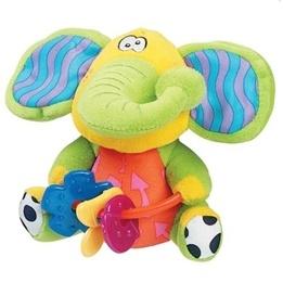 Playgro, Zany Zoo Playmate Elephant