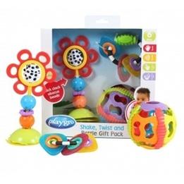Playgro, Shake Twist & Rattle Gift Pack