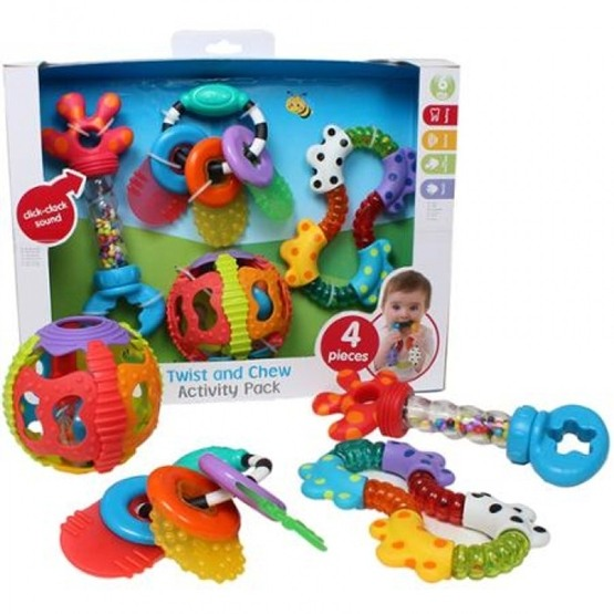 Playgro, Twist And Chew Activity