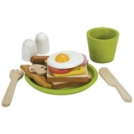 PlanToys, Frukost meny