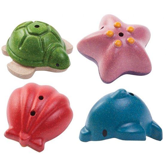 PlanToys, Sea Life Baddjur
