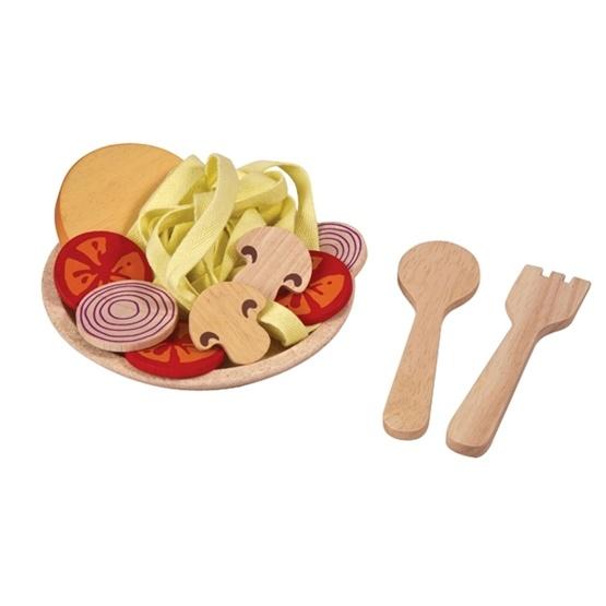 PlanToys, Spaghetti Tallrik