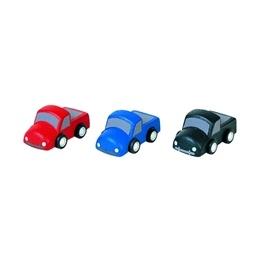 PlanToys, Tre små bilar