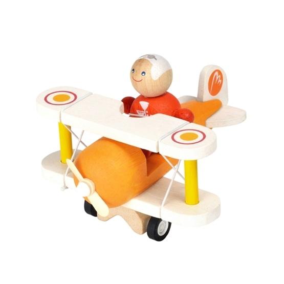 PlanToys, Flygplan med Pilot