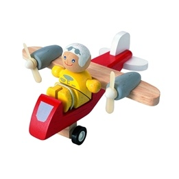 PlanToys, Flygplan Turbo