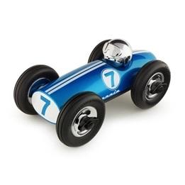 Playforever, Bonnie Racerbil Blå 20 cm