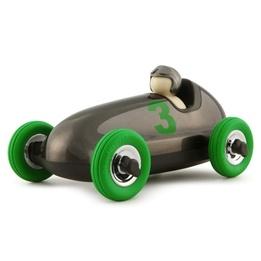 Playforever, Bruno Racerbil Metallgrå 27 cm