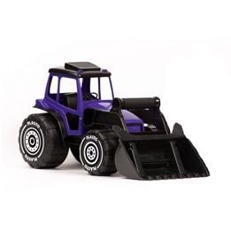 Plasto, Traktor med skopa - Lila