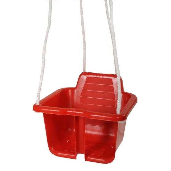Plasto, Babygunga med rep, Röd