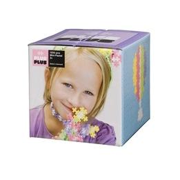 Plus Plus, Mini Pastel, 1200 delar
