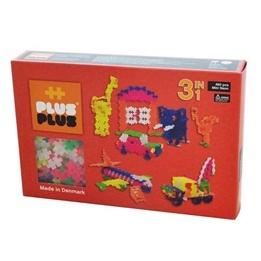Plus Plus, Mini Neon 3 i 1, 480 delar