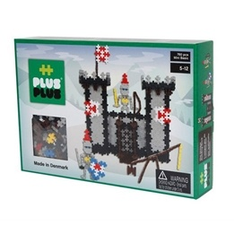 Plus Plus, Mini Basic Knights Castle 760 st