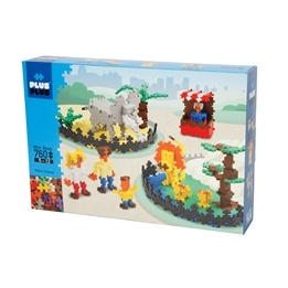 Plus Plus, Mini Basic Zoo 760 st