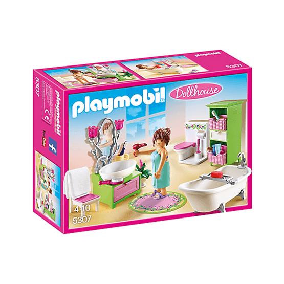 Playmobil Dollhouse, Romantiskt badrum