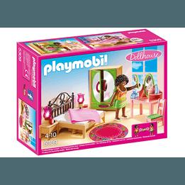 Playmobil Dollhouse, Sovrum med toalettbord