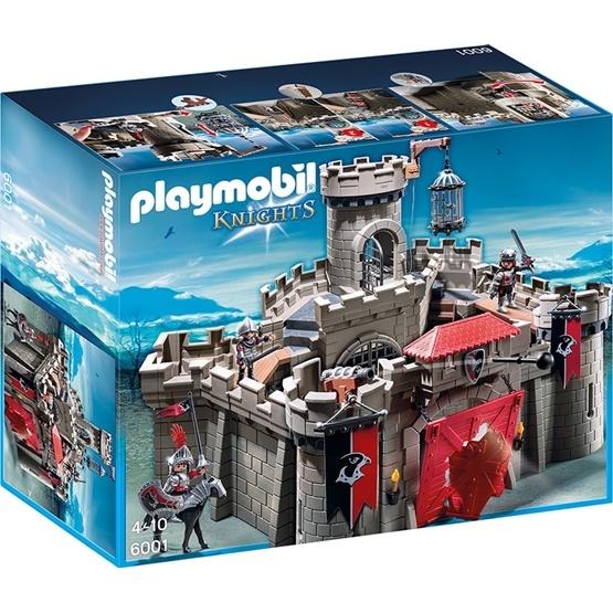 Playmobil Knights , 6001, Hökriddarnas slott