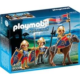 Playmobil Knights, 6006, Kungliga lejonriddare