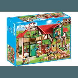 Playmobil Country, Stor gård