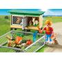 Playmobil Country, Kaninbur med utomhusinhägnad