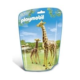 Playmobil, Wild Life - Giraff med unge
