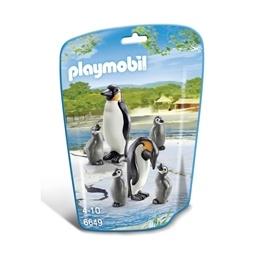 Playmobil, Wild Life - Pingvinfamilj