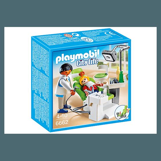 Playmobil City Life, Tandläkare