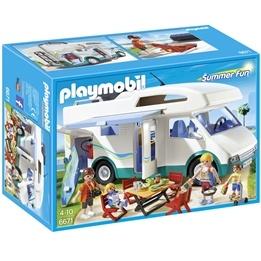 Playmobil Summer Fun, Familehusvagn