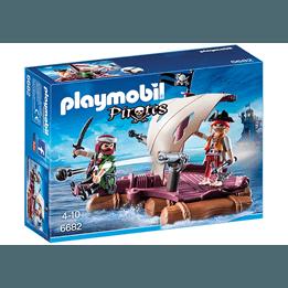 Playmobil Pirates, Piratflotte