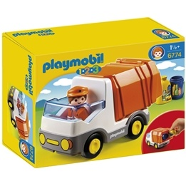 Playmobil 1.2.3 6774, Sopbil