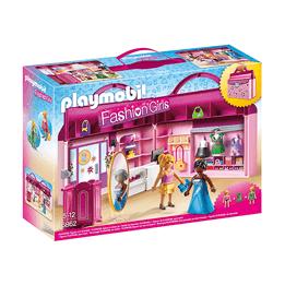 Playmobil, City Life - Bärbar klädaffär