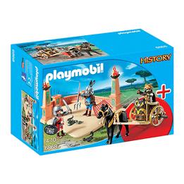 Playmobil History 6868, Gladiatorarena, SuperSet
