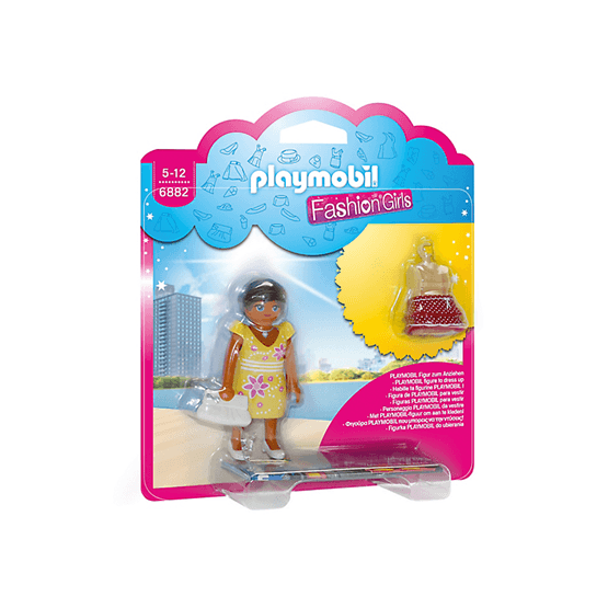 Playmobil, Fashion Girl - Sommar