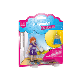 Playmobil, Fashion Girl - Stad
