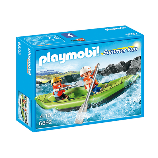 Playmobil, Family Fun - Rafting
