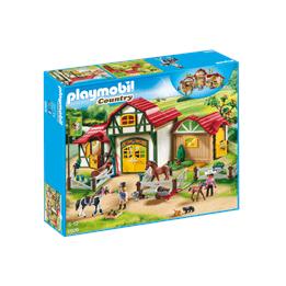 Playmobil Country 6926, Större ridanläggning