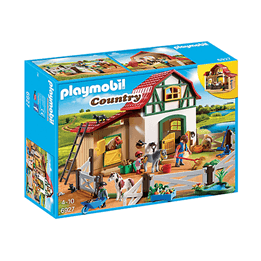 Playmobil Country 6927, Ponnygård