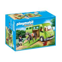 Playmobil Country 6928, Hästtransport