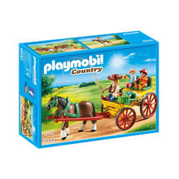 Playmobil Country 6932, Hästvagn
