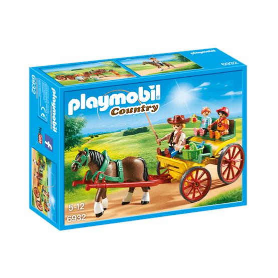 Playmobil Country 6932, Hästvagn