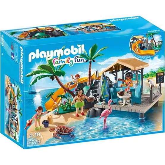 Playmobil Family Fun 6979, Öns juicebar