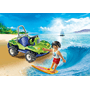 Playmobil, Family Fun - Surfare med strandbil