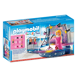 Playmobil, Family Fun - Sångare med Scen