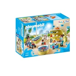 Playmobil Zoo 9061, Akvariebutik