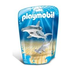 Playmobil Zoo 9065, Hammarhaj med unge