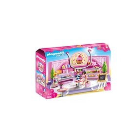 Playmobil City Life 9080, Muffinbutik