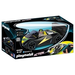 Playmobil Action 9089, RC turboracerbil